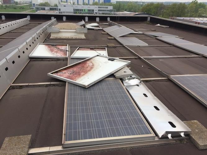 Photovoltaik unter Kontrolle